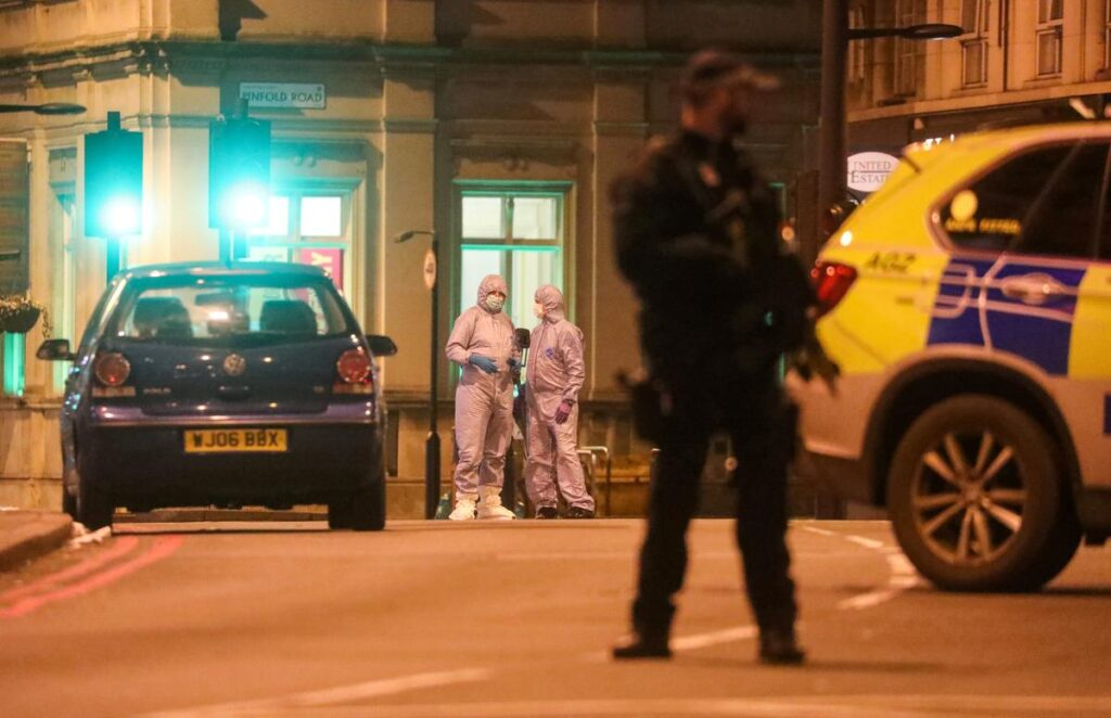 Streatham Attacker Released from Jail