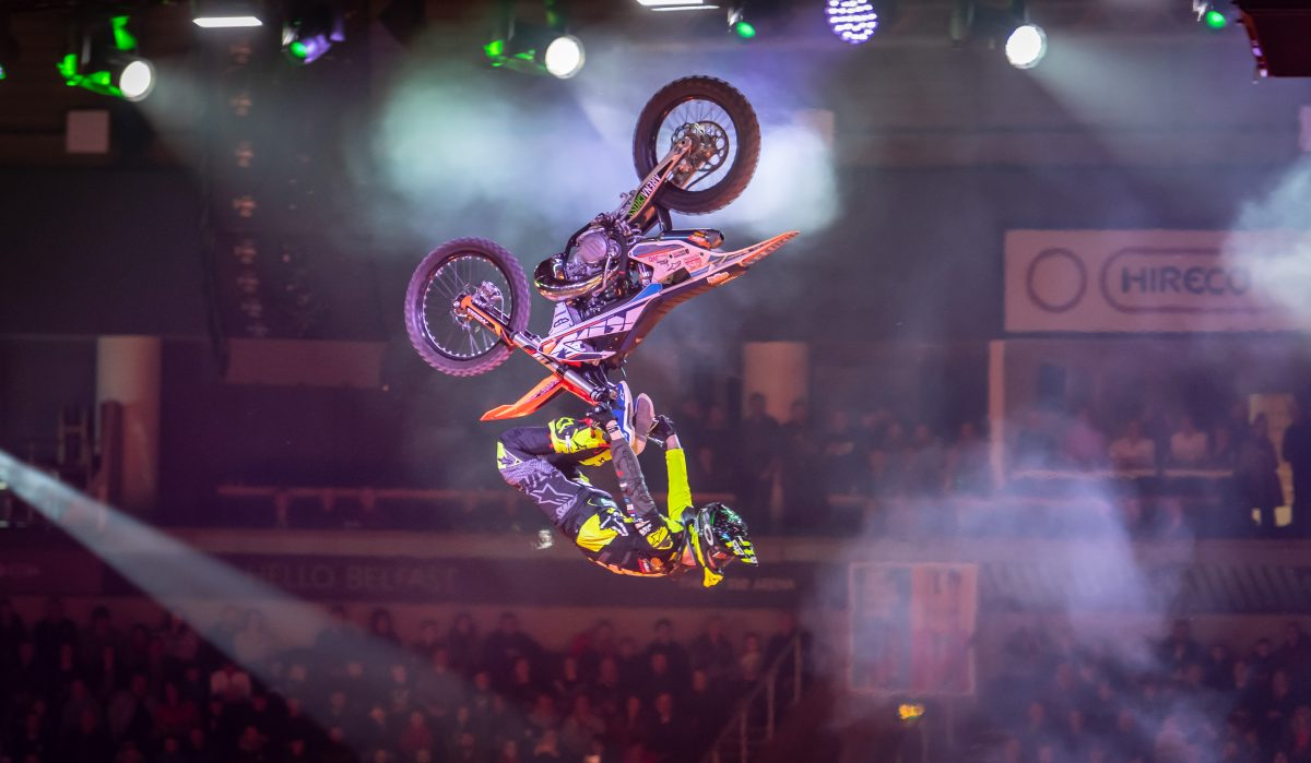 Review: Arenacross, Resorts World Arena, Birmingham