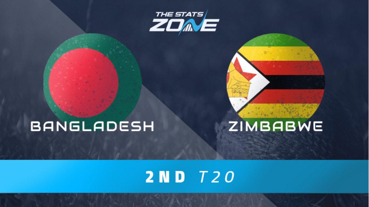 Bangladesh vs Zimbabwe – 2ND T20