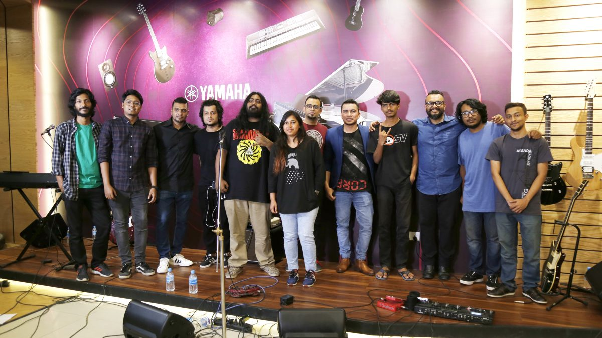REVIEW: BLACK LIVE IN YMB
