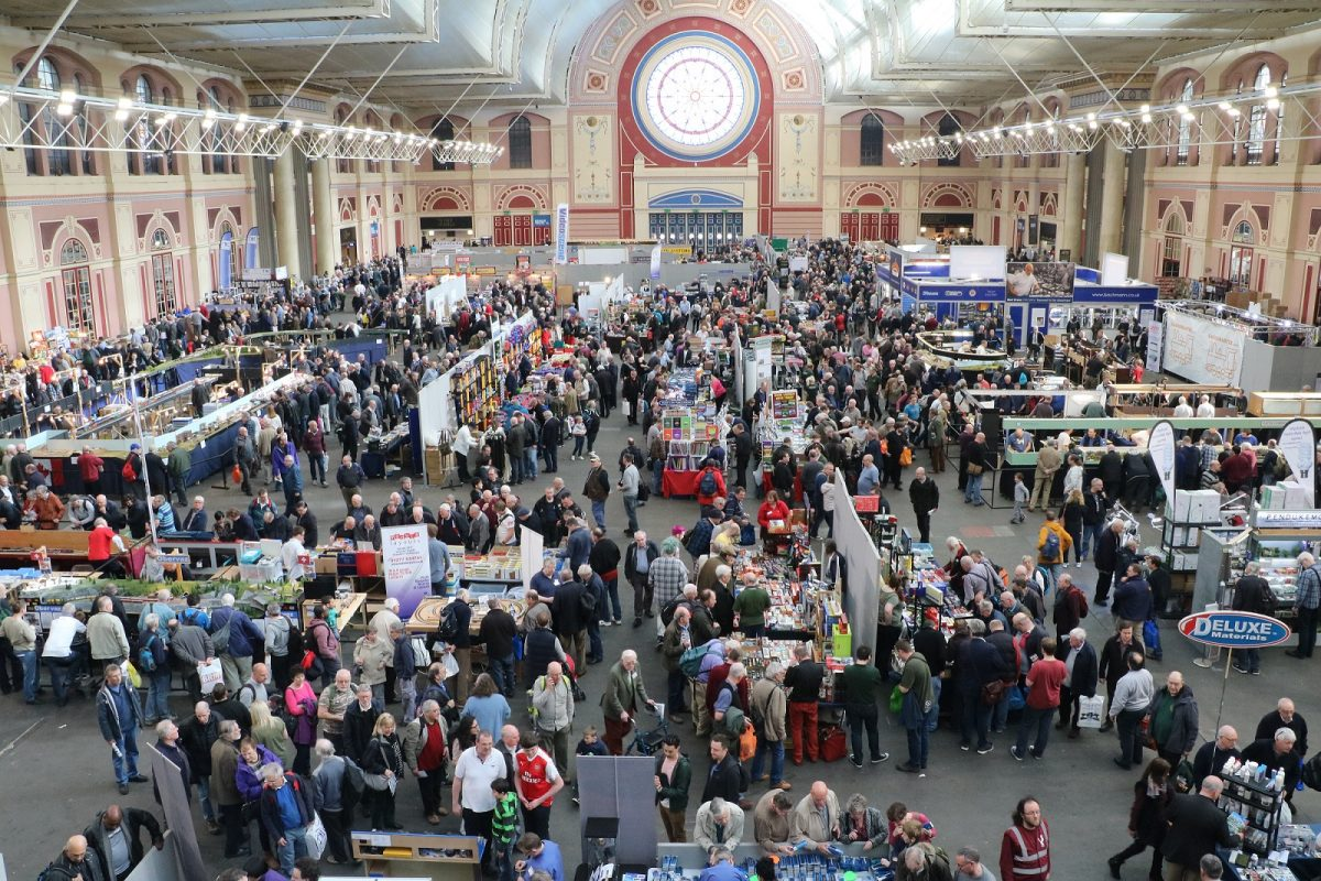 The London Festival of British Railway Modelling