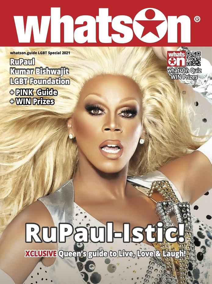 whatsOn RuPaul-Istic! Asia