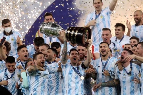 Champion-Argentina