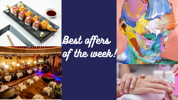 Best offers of the week!